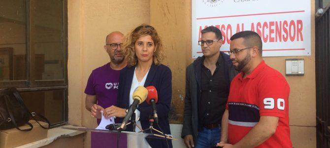 Unidas Podemos quiere ampliar la oferta universitaria de Melilla y abaratar los alquileres para la juventud